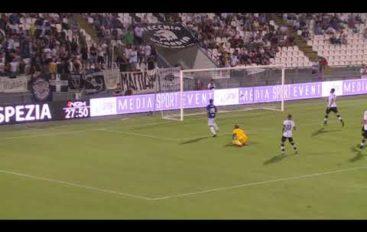 Spezia-Sampdoria 3-5 al Trofeo Ilaria e Mattia