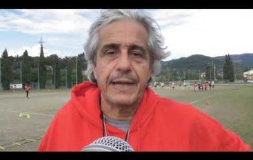 Football americano, Red jackets
