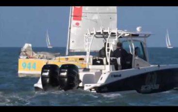 Vela, Mini Transat: prima vittoria italiana con Ambrogio Beccaria