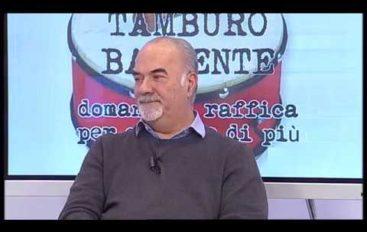 A tamburo battente, ospite Enrico Casarino