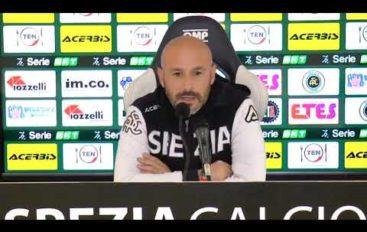 Entella-Spezia 0-0  27-12-2019
