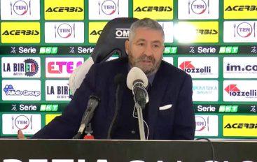 Spezia calcio, bilancio di un anno col DG Angelozzi