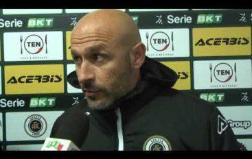 Spezia-Salernitana 2-1, mister Italiano