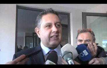 La Spezia, Toti incontra i rappresentanti dei portuali