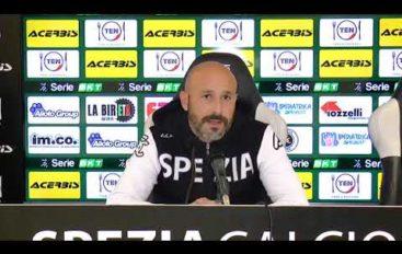 Spezia calcio, Mister Italiano pre Crotone