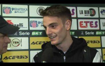 Calcio, Spezia-Cremonese 3-2: Italiano, Maggiore, Di Gaudio
