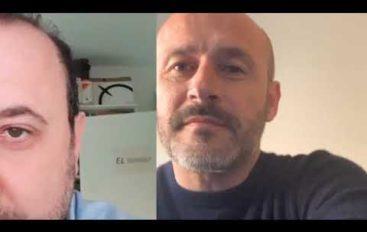 Spezia calcio, Mister Italiano su emergenza sanitaria