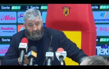 Spezia calcio, protesta ufficiale dopo l'arbitraggio di Benevento
