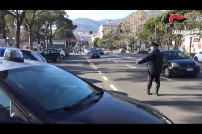 125 Carabinieri per controlli nel fine settimana