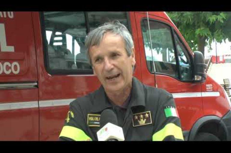 Lerici, firmato il protocollo con i Vigili del fuoco per il soccorso in mare