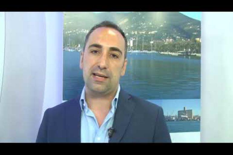 """Matteo Renzi alla Spezia, presenta il suo libro """"la mossa del cavallo"""""""