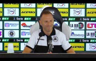 Spezia calcio, Di Gaudio in vista della semifinale playoff