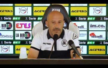 Spezia calcio, Mister Italiano pre spezia-chievo