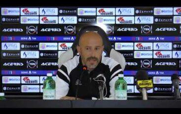 Spezia calcio, mister Italiano pronto all'esordio in A