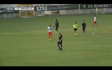 Spezia-Pistoiese 5-0