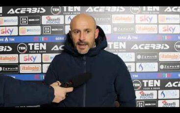 Spezia-Sampdoria 2-1, i Mister Italiano e Ranieri