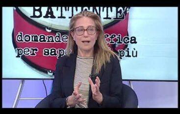A tamburo battente: ospite Maria Grazia Frijia
