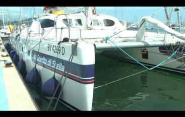 Spirito di Stella, il catamarano per i disabili alla Spezia
