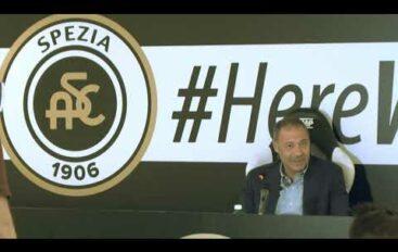 Spezia calcio, il nuovo direttore sportivo Riccardo Pecini
