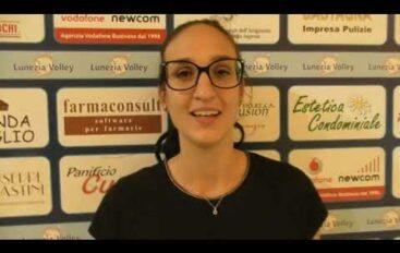 Lunezia Volley, arriva Giada Boriassi