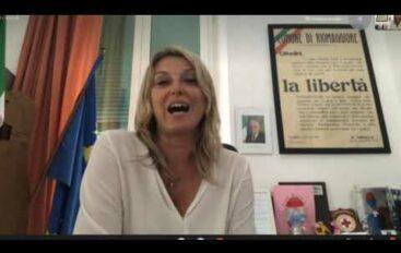 Riomaggiore, Fabrizia Pecunia si candida per il secondo mandato