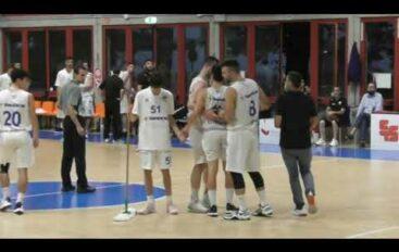 Basket, Tarros sconfitta all'esordio