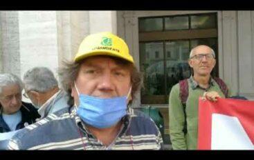 Genova, presidio Enel no carbone e turbogas